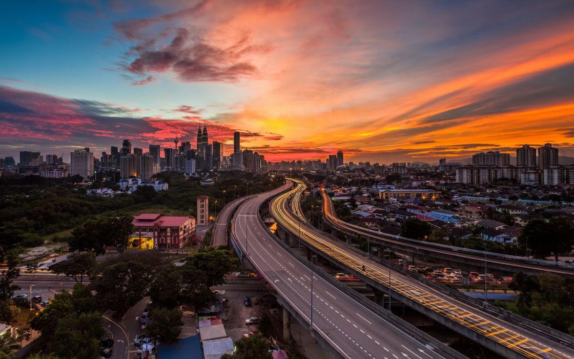 Kuala Lumpur  city wallpaper
