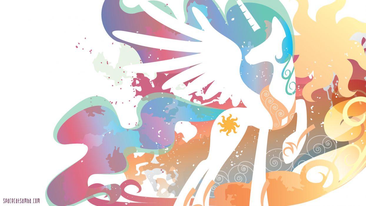 my little pony cartoon fantasy horses horse unicorn wallpaper
