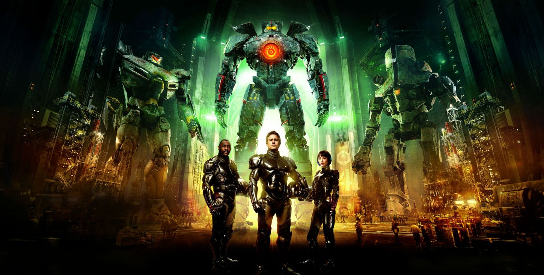 Pacific Rim Robot Armor Movies sci-fi mecha wallpaper