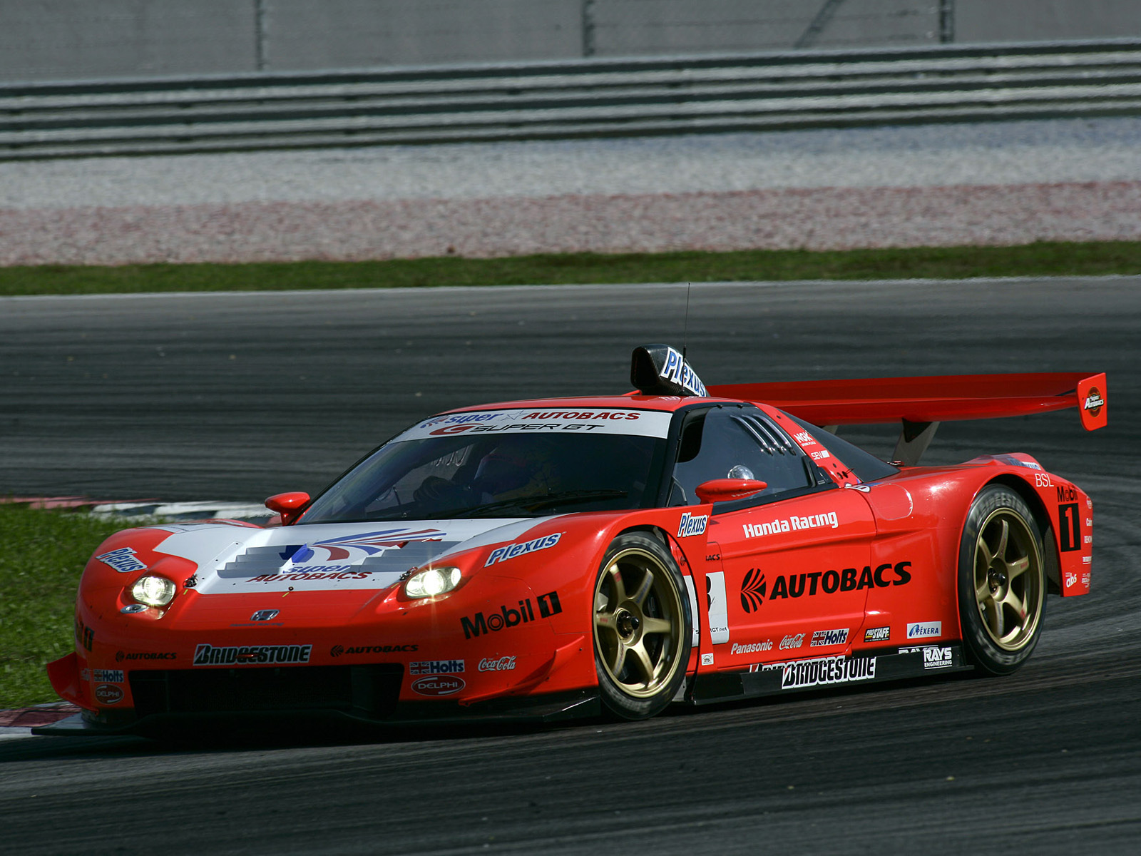 Racing In Car >> 2002aei10 Honda NSX GT500 NA2 race racing supercar supercars gd wallpaper | 1600x1200 | 118305 ...