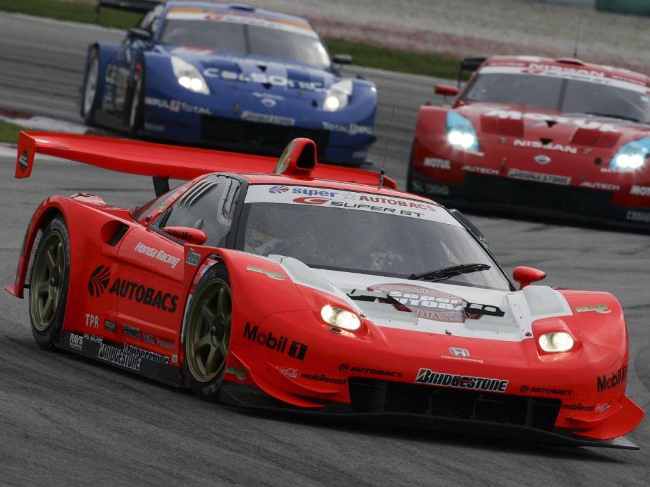 2002aei10 Honda NSX GT500 NA2 race racing supercar supercars  h wallpaper