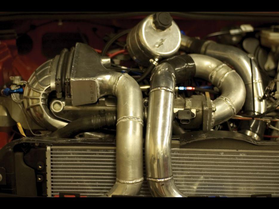 2005 Mini Cooper Fireball Tim-Racing Dragster race racing tuning engine engines      f wallpaper
