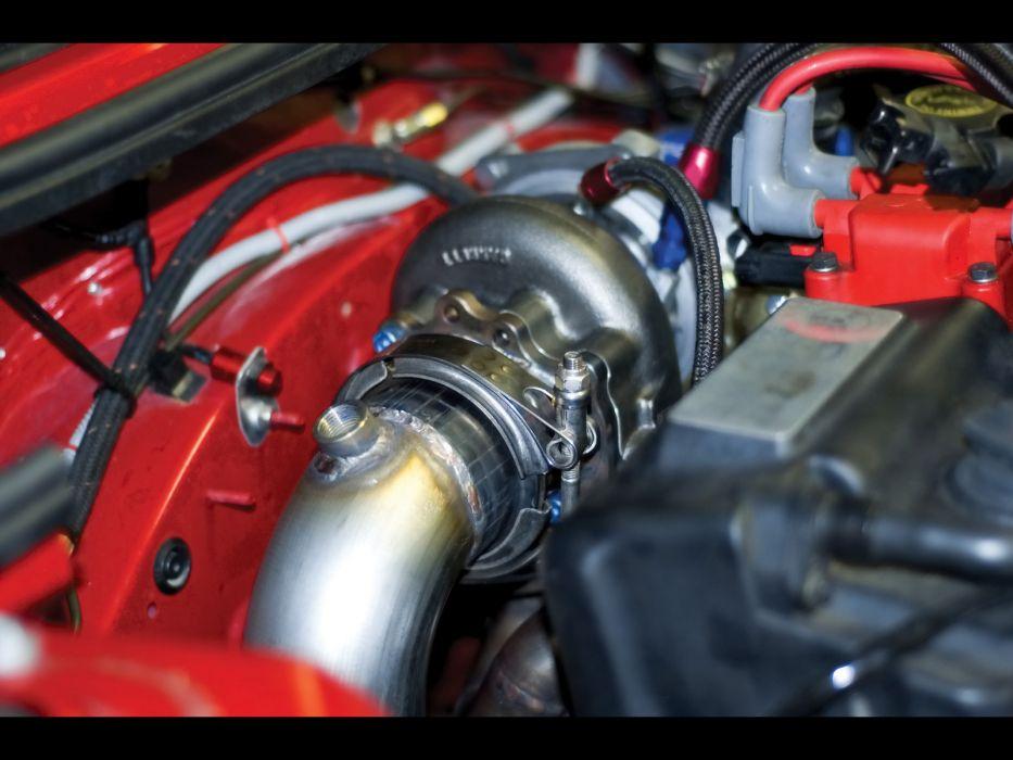 2005 Mini Cooper Fireball Tim-Racing Dragster race racing tuning engine engines turbo     e wallpaper
