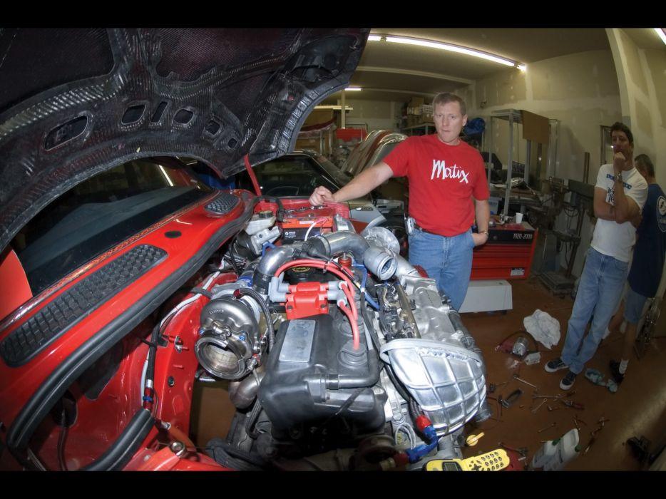 2005 Mini Cooper Fireball Tim-Racing Dragster race racing tuning engine engines wallpaper