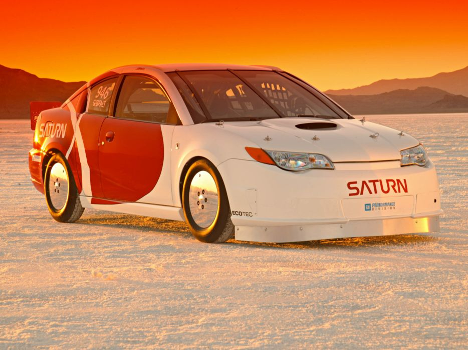 2006 SO-CAL Saturn Ion Red Line Quad Coupe Record-Car race racing tuning wallpaper