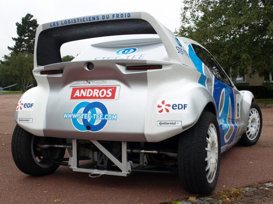 2007 Andros Trophy Electric Car race racing tuning      f wallpaper