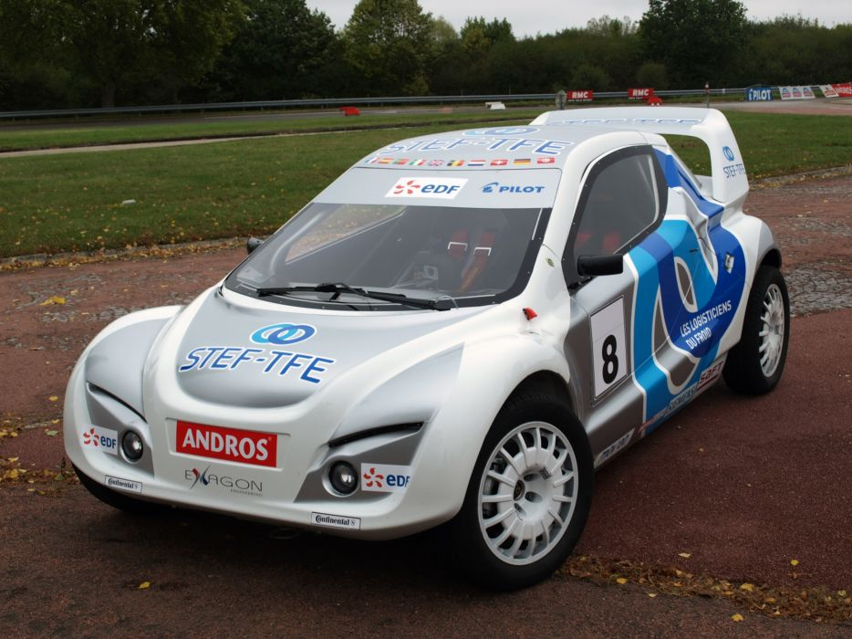 2007 Andros Trophy Electric Car race racing tuning   fs wallpaper