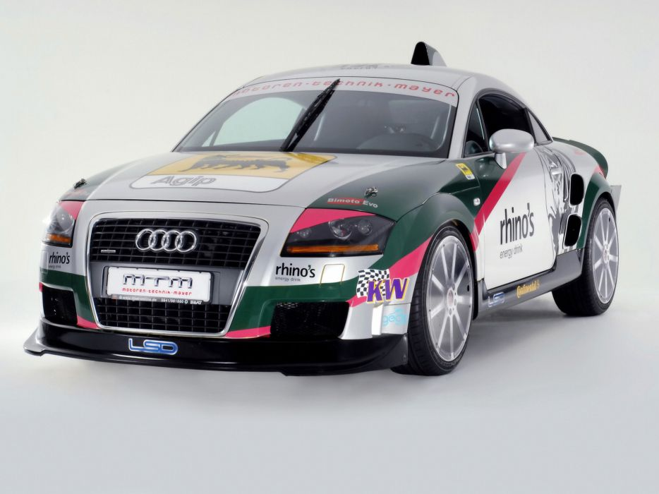 2007 MTM Audi T-T Bimoto Record-Car race racing tuning v wallpaper