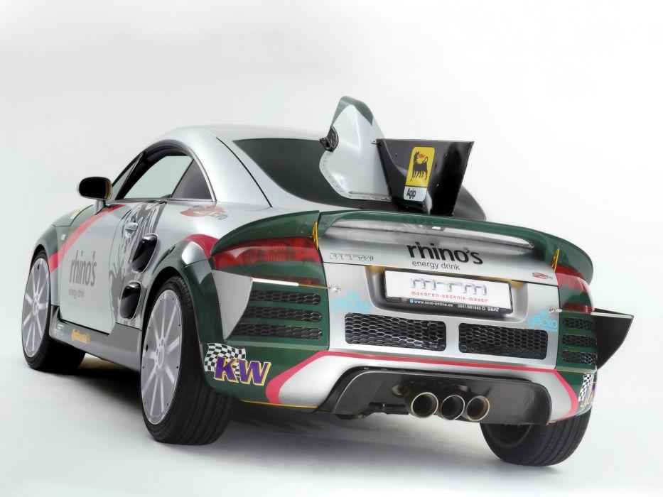 2007 MTM Audi T-T Bimoto Record-Car race racing tuning   f wallpaper
