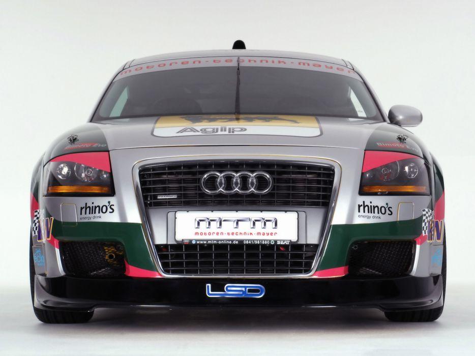 2007 MTM Audi T-T Bimoto Record-Car race racing tuning   fd wallpaper