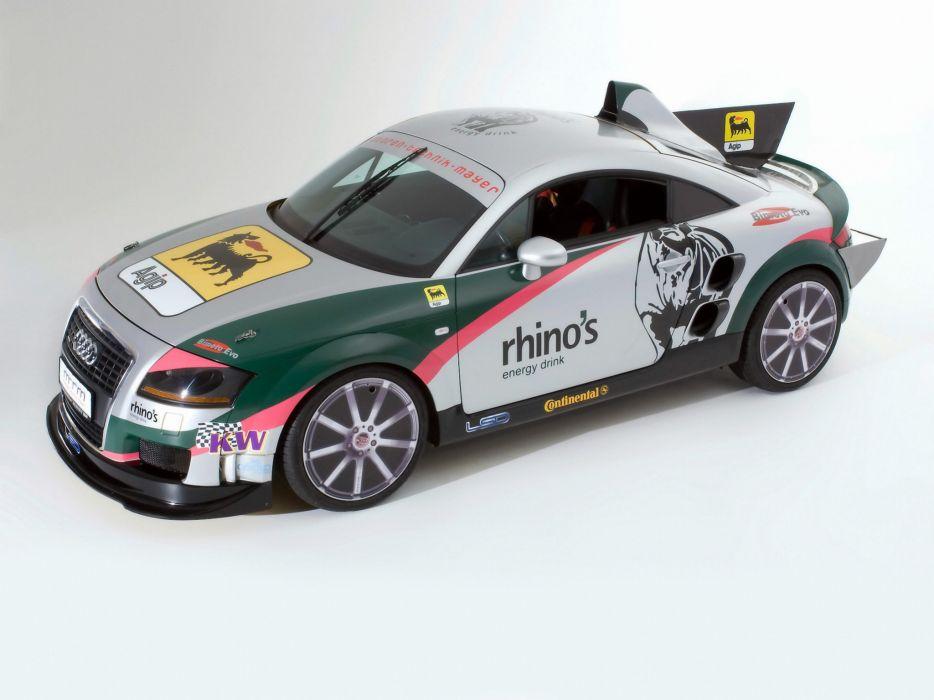 2007 MTM Audi T-T Bimoto Record-Car race racing tuning wallpaper