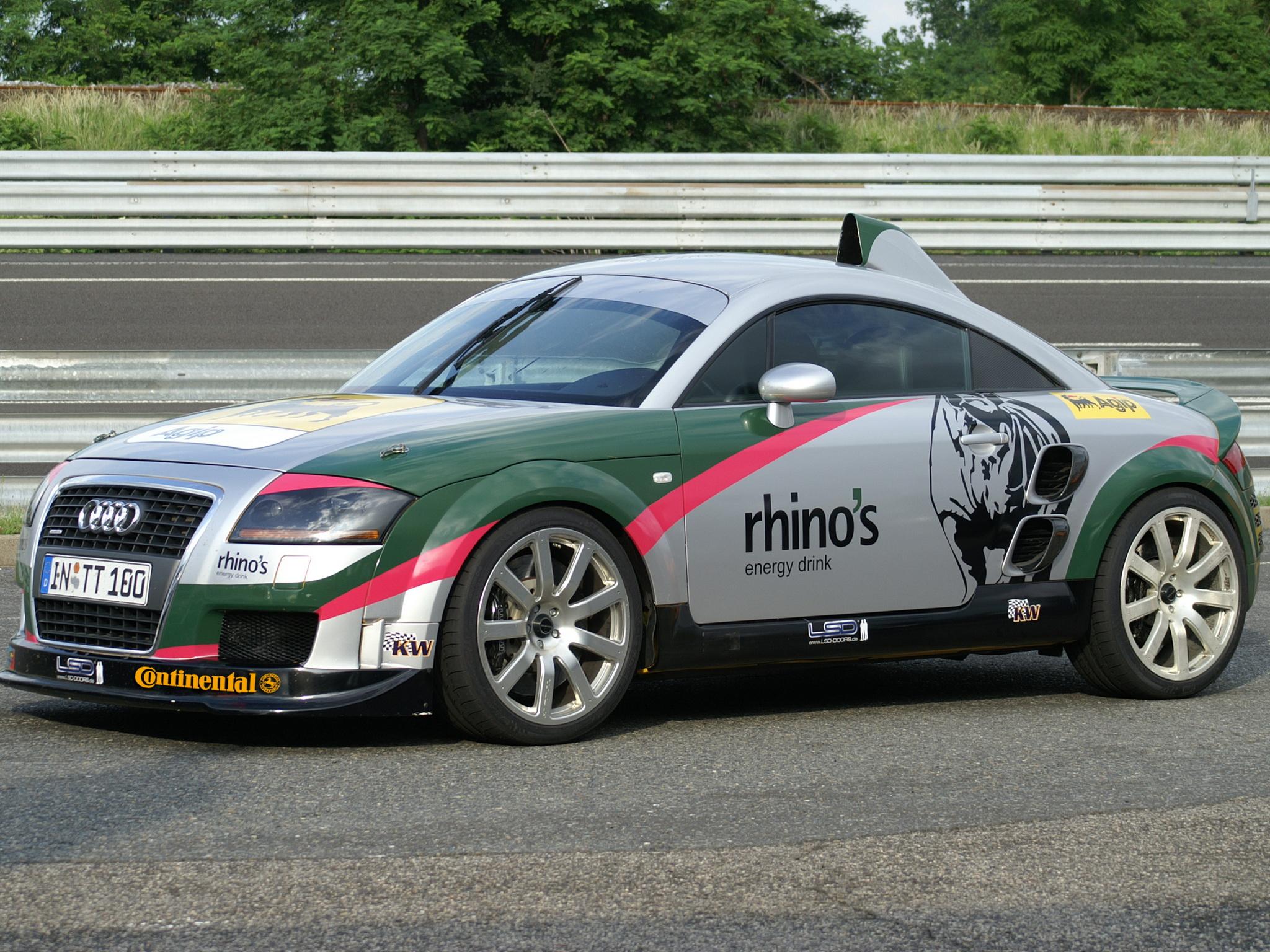 2007 Mtm Audi T T Bimoto Record Car Race Racing Tuning V