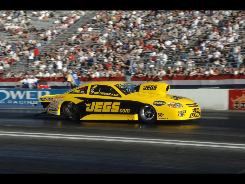 2008 Chevrolet Cobalt NHRA Pro Stock drag racing race hot rod rods wallpaper