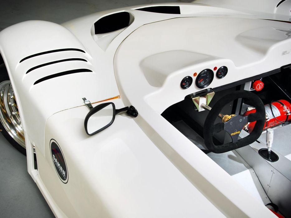2010 Saker Sniper supercar supercars race racing interior      f wallpaper