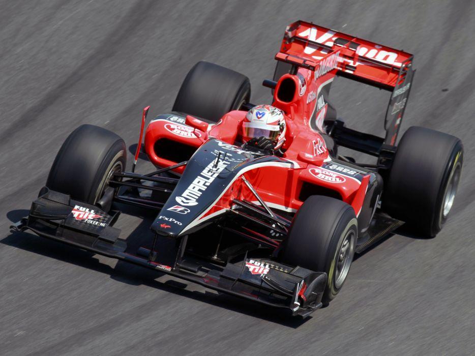 2010 Virgin Racing VR-01 formula-1 formula one f-1 race racing fw wallpaper