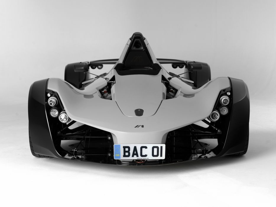 2011 BAC Mono supercar supercars   fs wallpaper