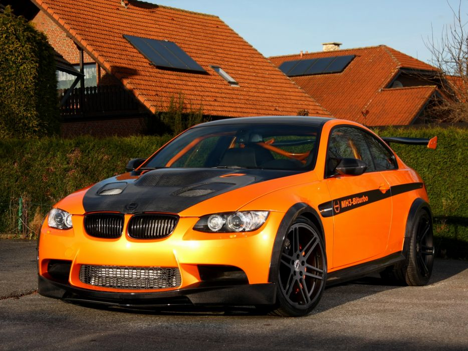 2011 Manhart-Racing BMW MH3 V8RS Clubsport E92 M-3 tuning    f wallpaper