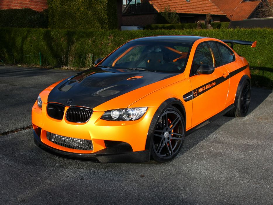 2011 Manhart-Racing BMW MH3 V8RS Clubsport E92 M-3 tuning wallpaper
