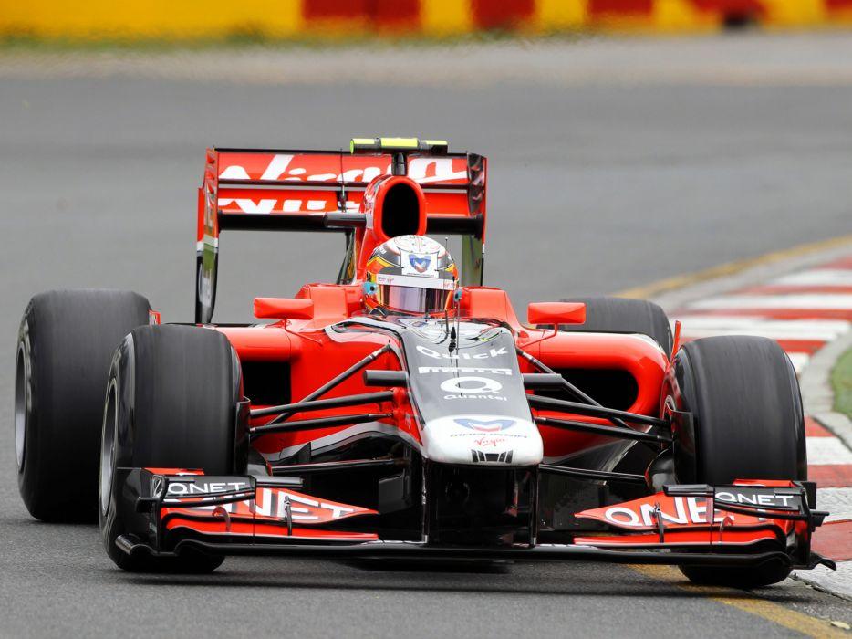 2011 Marussia Virgin Racing MVR-02 formula-1 formula f-1 one race racing  h wallpaper