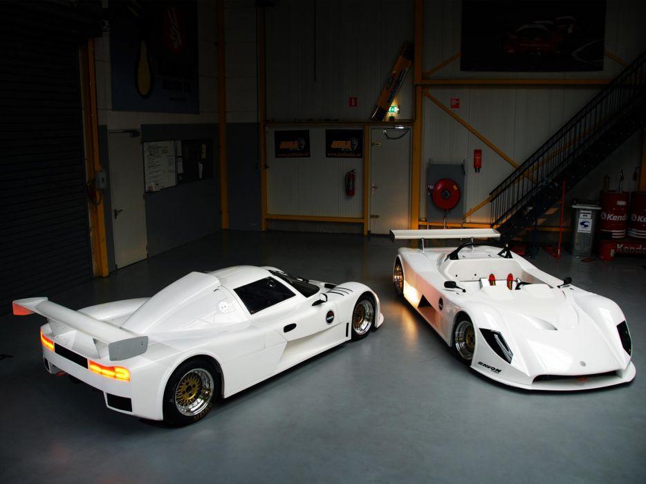 Saker Rapx and Sniper supercar supercars race racing wallpaper
