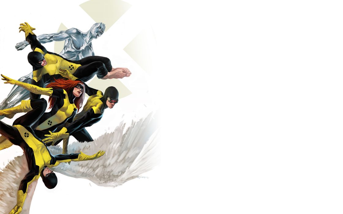 X-Men Marvel Comics wallpaper