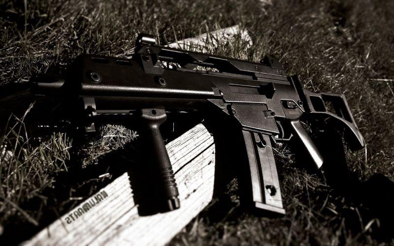 weapons G36C wallpaper