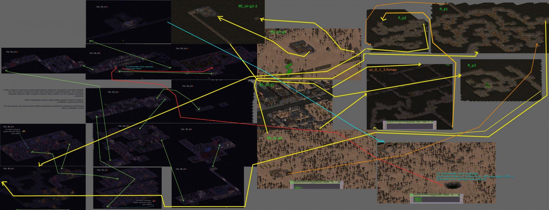 Fallout Fallout 2 bunker Fallout online Plan Fonline wallpaper