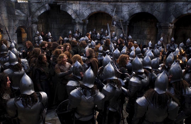 The Lord Of The Rings Sean Bean Gondor Osgiliath Faramir Boromir