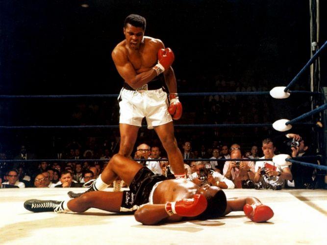 boxing muhammad ali wallpaper