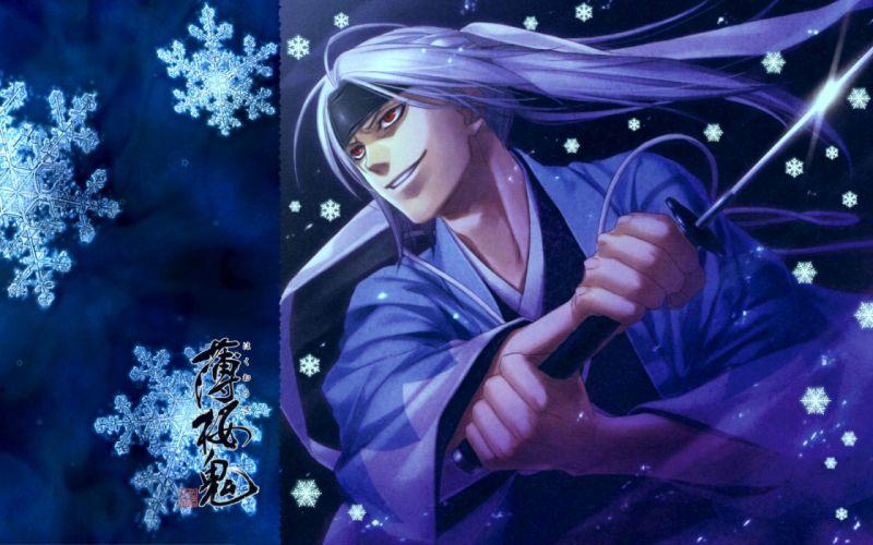 Hakuouki Shinsengumi Kitan f wallpaper
