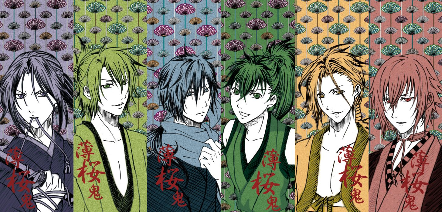 Hakuouki Shinsengumi Kitan    g3 wallpaper