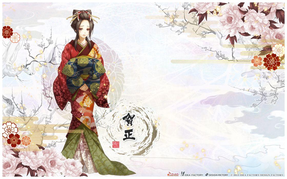 Hakuouki Shinsengumi Kitan Yukimura Chizuru       d wallpaper