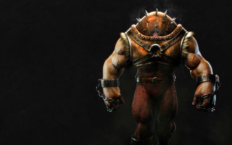 Juggernaut Marvel x-men wallpaper