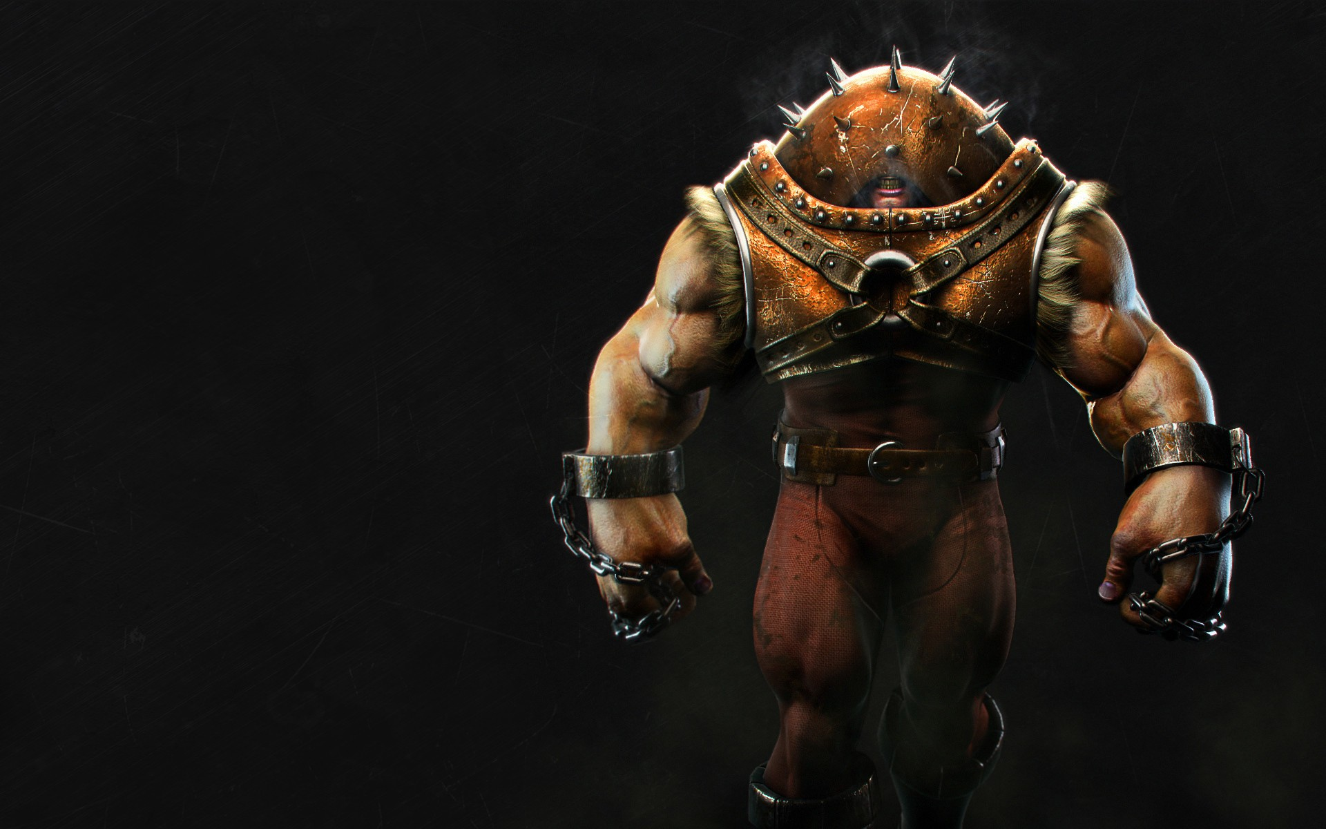 The Juggernaut Wallpaper