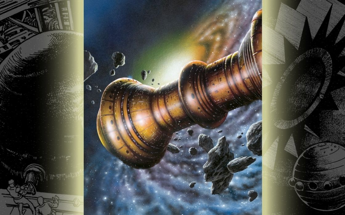 science fiction perry perry rhodan Industry Science wallpaper