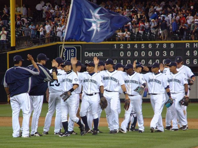 Seattle Mariners mlb baseball sports_JPG wallpaper
