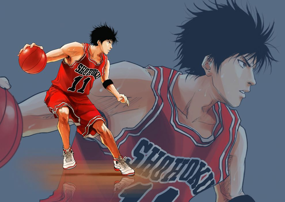 Slam Dunk Rukawa Kaede wallpaper