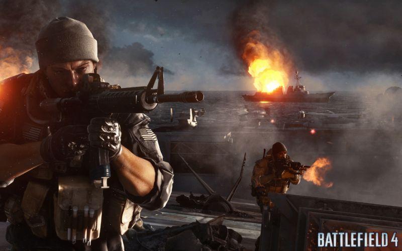 Battlefield 4 g wallpaper
