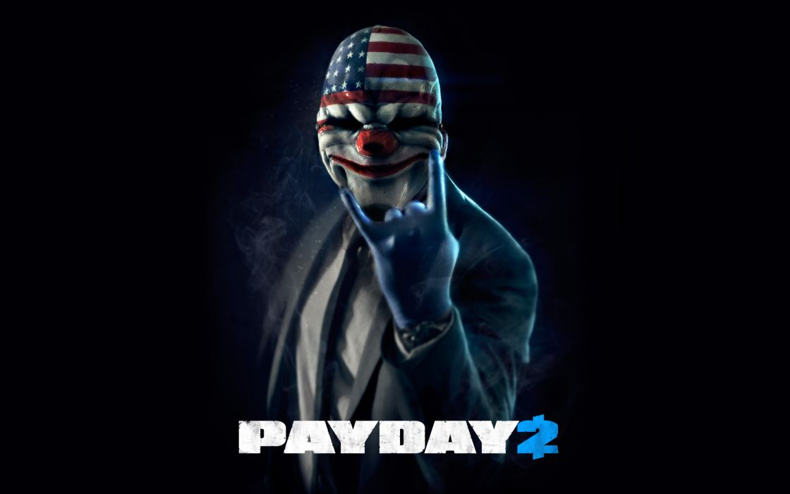 Payday 2 d wallpaper