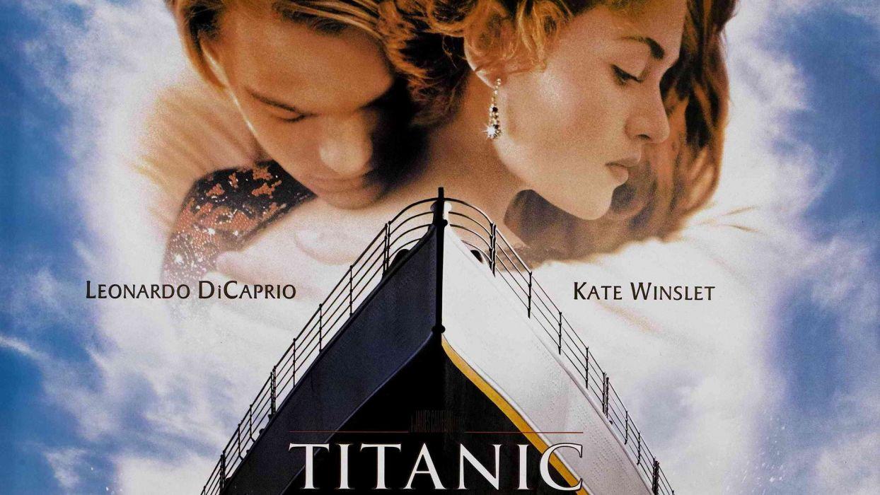 Titanic Leonardo DiCaprio Kate Winslet     r wallpaper