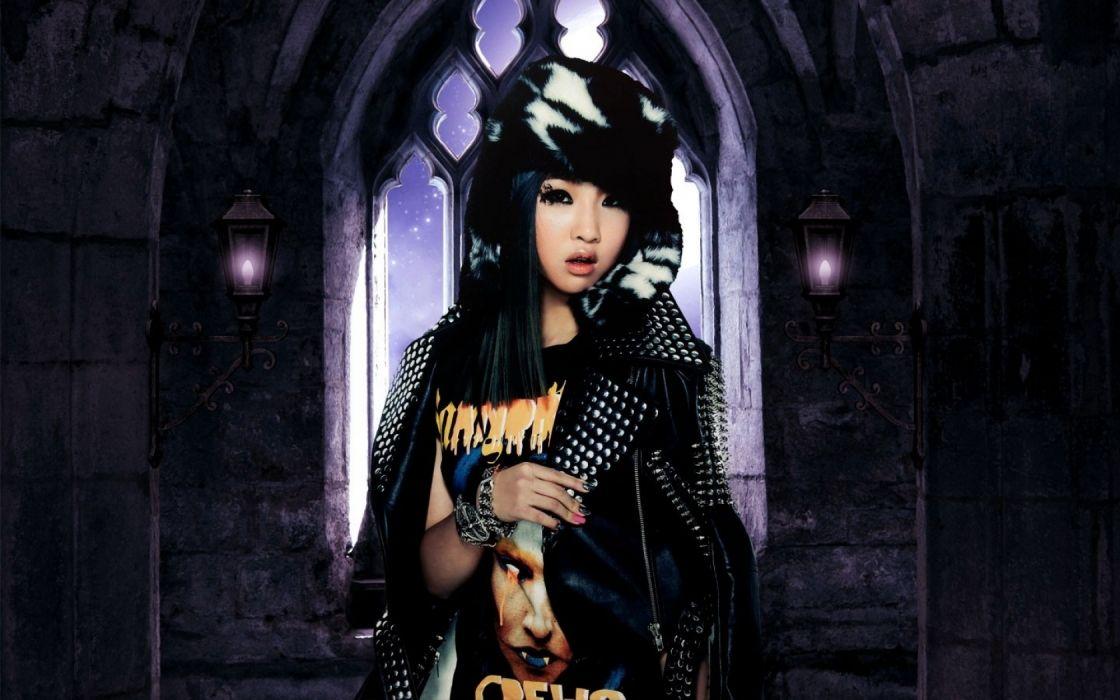 women models asians 2ne1 minzy Hot Girls Asian wallpaper