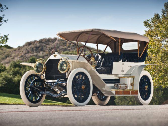 1911 Simplex Model-50 4-passenger Tourabout retro g wallpaper
