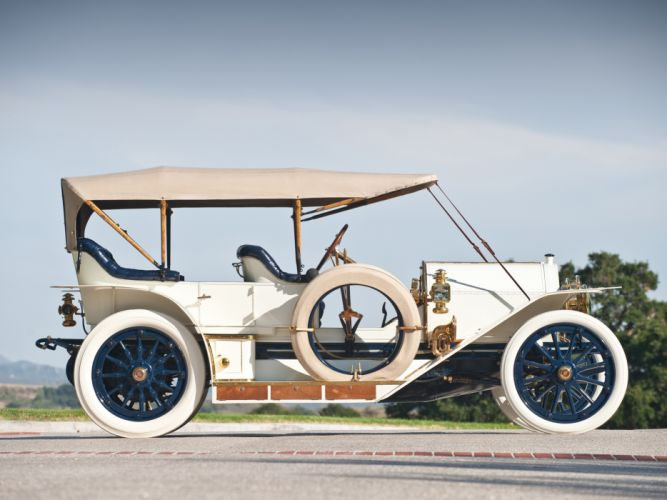 1911 Simplex Model-50 4-passenger Tourabout retro f wallpaper