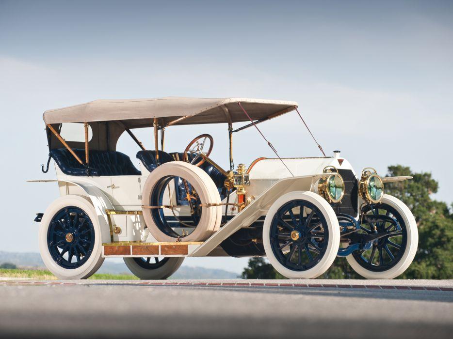 1911 Simplex Model-50 4-passenger Tourabout retro j wallpaper