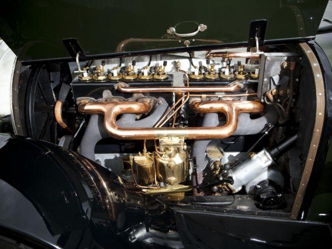 1915 Simplex Crane Model-5 Sport Berline retro engine engines g wallpaper