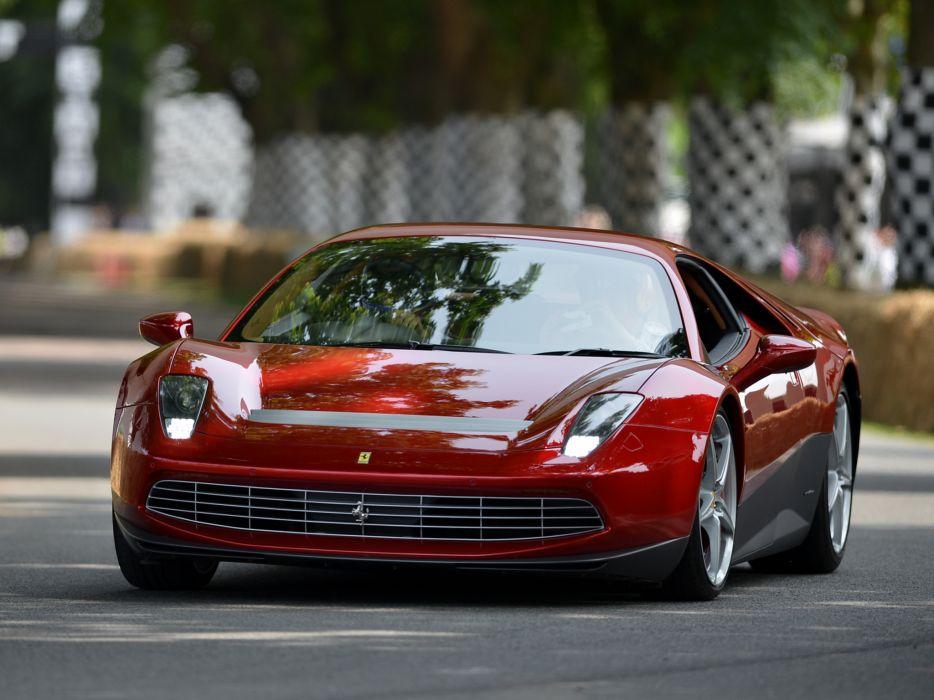 2012 Ferrari SP12 EC supercar supercars wallpaper