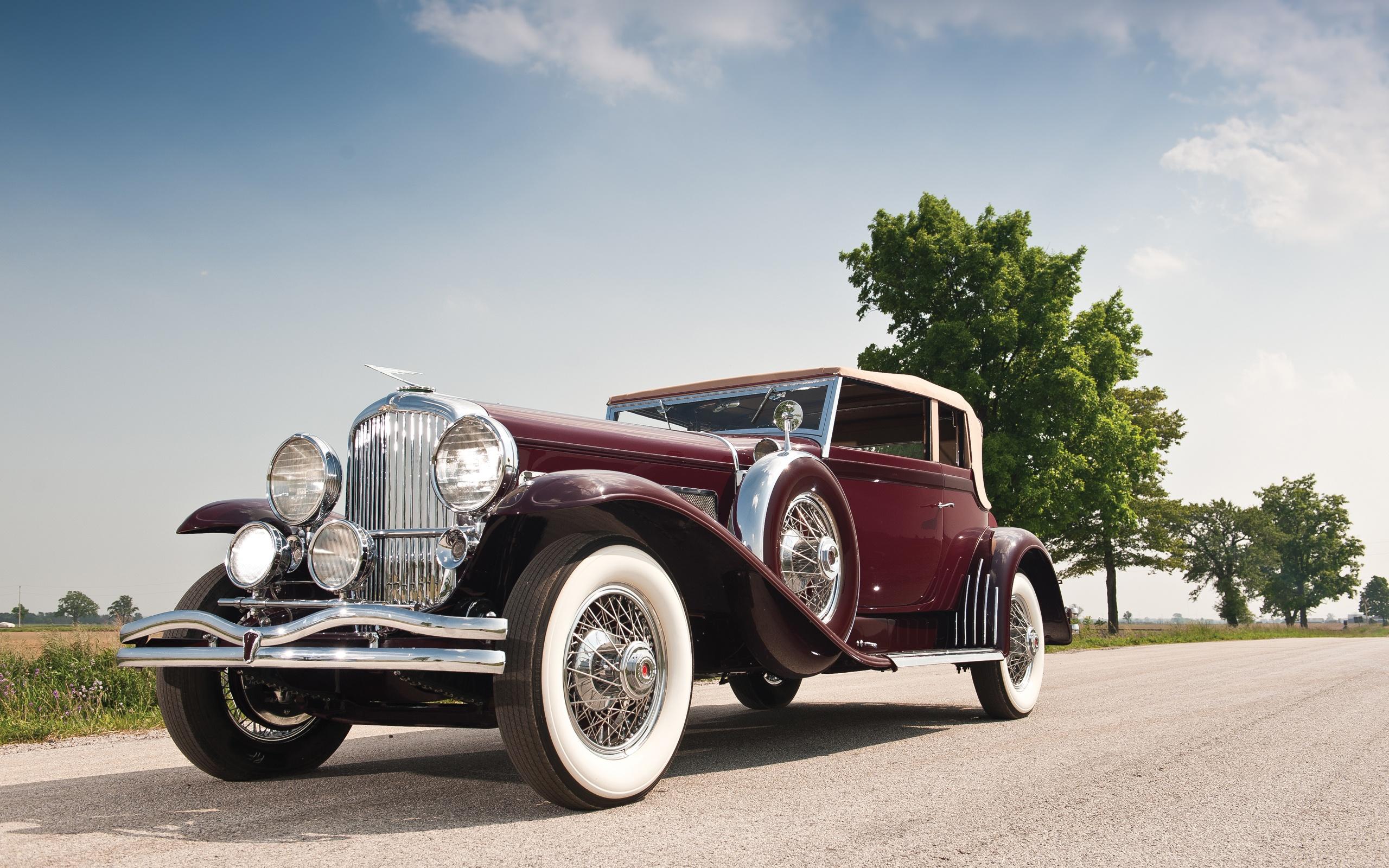 duesenberg vintage car wallpapers - photo #1