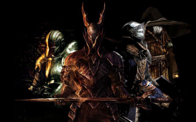 Dark Souls fantasy warrior demon dark y wallpaper
