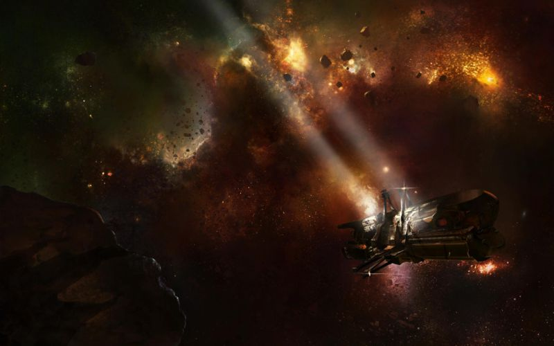 Dead Space 2 sci-fi space spaceship wallpaper