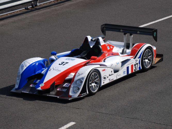 2008 Welter-Racing W-R LMP2008 racing race d wallpaper